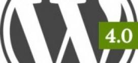 Что нас ожидает в WordPress 4.0