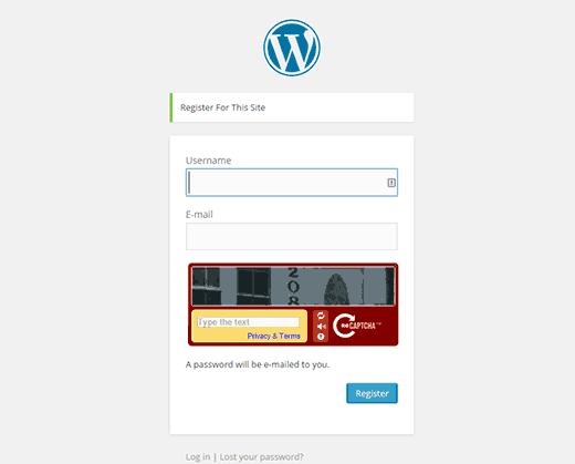 captcha-user-registration-wordpress[1]