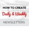 Как настроить рассылку ежедневных и еженедельных писем в WordPress