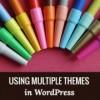 Используем несколько тем одновременно для страниц WordPress
