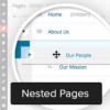 Как улучшить управление страницами WordPress с помощью Nested Pages
