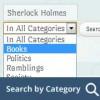 Как добавить поиск по определенным рубрикам в WordPress
